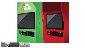 eGenuity Kiosk Car Wash Kiosks