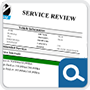 eGenuity Service Review Forms