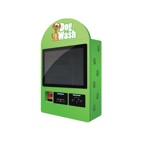 eGenuity Kiosk Car Wash Self Serve Dog Wash Kiosks