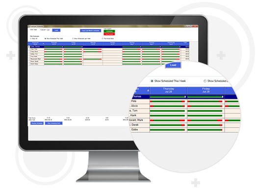 ezWash Car Wash Point Of Sale Software POS Controlling Your Data and Reporting